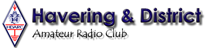 Havering & District Amateur Radio Club.